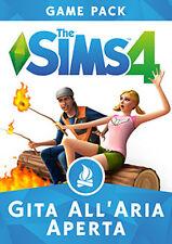 [Espansione DIGITALE ORIGIN] PC The Sims 4 Gita All'Aria Aperta *Invio Key email
