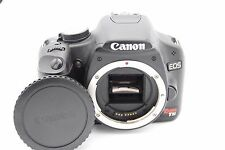 Canon Eos Rebel T1i / Eos 500D 15.1Mp Digital Slr Camera - Black (Body Only)