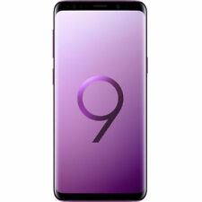 "Samsung Galaxy S9 G960FD 128GB Purple 5.8"" Super AMOLED Android Phone By FedEx"