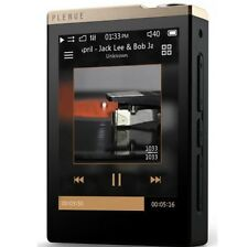 "COWON PLENUE D Digital Media Player MP3 HiFi 24bit 32GB 2.8"" Touch - GoldBlack"