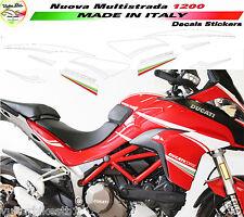 Adesivi moto per Ducati Multistrada 1200 2015/2016 adesivi per carene