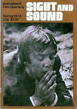 SS73-42-2 SIGHT AND SOUND 1973 Sam Peckinpah BERNARDO BERTOLUCCI UK MAGAZINE