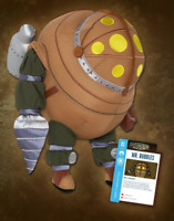"BioShock Mr. Bubbles Big Daddy Collector's Plush Toy 11"" Official 2K Plushie"