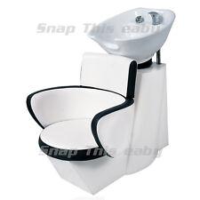 Shampoo per salone parrucchiere indietro Wash BARBIERI lavello bacino Sedia Barbiere Parrucchiere