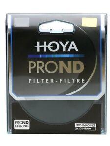 Hoya 58mm Neutral Density Filter Pro ND16 ND1.2 (4stops)
