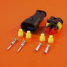 Véritable amp Tyco te 2 voie superseal Connecteur Étanche Électrique Kit