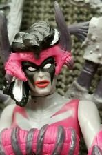 **WIDOW MAKER & HER PET BAT**1996 VINTAGE SPAWN LOOSE ACTION FIGURE/MCFARLANE