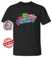 Kawhi Leonard Jolly Rancher Shirt Black S-6XL Unisex Tee Short 100% Cotton