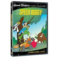 Speed Buggy - The Complete Series 4 Disc DVD Set (MOD)