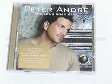 Peter Andre, The Long Road Back, New CD Unsealed