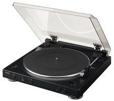 Denon DP200USB Turntable Vinyl Record Player with USB MP3 Convertor DP-200USB BK