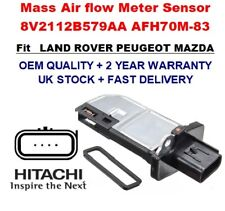Mass Air Flow meter Sensor 8V2112B579AA for LAND ROVER PEUGEOT BOXER MAZDA 2 OEM