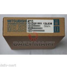Mitsubishi PLC Melsec-A Relay Output Module AY13 New in Box NIB Free Ship
