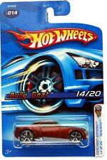 2005 Hot Wheels #014 Realistix First Editions Bully Goat mf brown