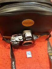 Sony Alpha a7r Mirrorless Digital Camera (Body Only) - Black (Must Read)