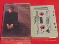 Elton John The Love Songs  Cassette Tape & The New Collection