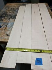 4/4 CURLY MAPLE 4 BOARDS!!!