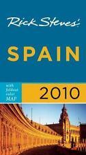 Rick Steves' Spain 2010 with map Steves, Rick Paperback