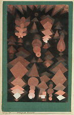 Paul Klee Reproduction: Suspended Fruit - Fine Art Print