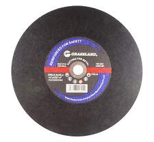 Cutting Disc Steel Cut Off Wheel For Chop Saw 14 X 332 X 1 T41 10 Pack
