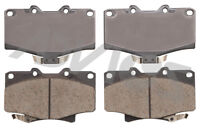 Disc Brake Pad Set-Ultra-premium Oe Replacement Front ADVICS AD0611