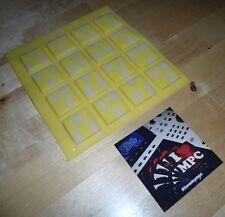 RARE Akai MPC 2000XL SE1 Original Rubber Pads Glow in the Dark