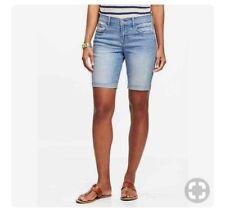 OLD NAVY Denim Bermuda Shorts *NEW*