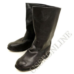 Russian Soviet Army Military Soldier Uniform Jack Boots WW2 Type