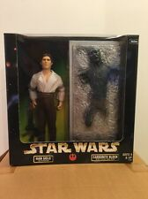 "Star Wars 12"" Inch Han Solo With Carbonite Block"