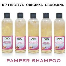 More details for 250ml dog shampoo - natural puppy shampoo cologne - grooming healthy shiny coat