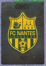 289 ECUSSON LOGO BADGE # FC.NANTES STICKER PANINI FOOT 2016
