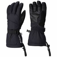 Columbia 241523 Womens Waterproof Extreme Cold Weather Gloves Black Size X-Large