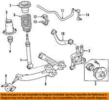 TOYOTA OEM 00-02 Celica Rear-Shock Absorber or Strut 4853080331