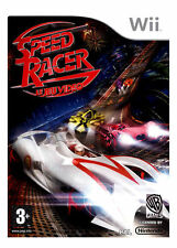 Speed Racer The Videogame ( Nintendo Wii )