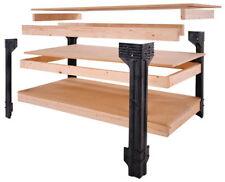 2x4 Basics WORKBENCH KIT BLK 2763-3015 Work Stands NEW