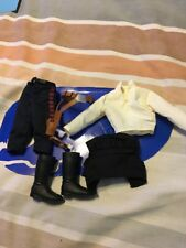 """Hasbro 1/6 STAR WARS Han Solo Smuggler Outfit 12"""" For Sideshow Hot Toys Medicom"""