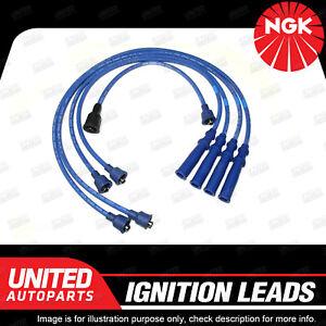 NGK Ignition Lead Set for Fiat 124 125 127 132 4Cyl DOHC OHV 1967-1982