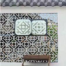Paving Mold Garden Wall Making Brick Mould 3d Carving Anti-slip Concrete Plastic