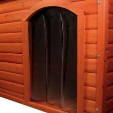 gran refugio de invierno plástico animal choza Mocha Starplast al aire libre perrera