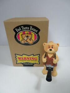 BAD TASTE BEARS - CAMERON ADULT HUMOR COLLECTIBLE FIGURINE (RWGC)