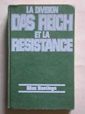 LA DIVISION DAS REICH ET LA PERSISTANCE - MAX HASTINGS 8 JUIN-20 JUIN 1944