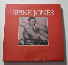 SPIKE JONES Self Titled BOXSET MF Distribution Co Rec MF-205 US 1977 M 3D