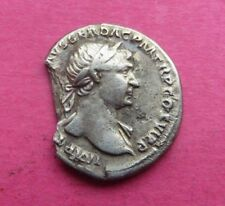 ROME  Denier de L'EMPEREUR  TRAJAN  112 / 117  a J-C   en argent