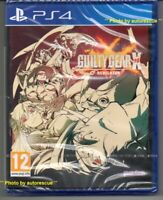 Guilty Gear Xrd REVELATOR  'New & Sealed'   *PS4(Four)*