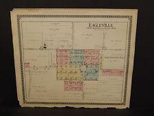 Missouri Harrison County Map Eagleville 1917   Q5#88