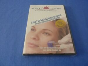 Holistic Microneedling DVD White Lotus New Sealed