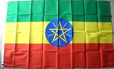 Ethiopia Ethiopian Polyester International Country Flag 3 X 5 Feet