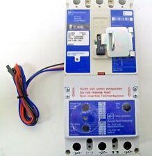 Cutler Hammer ELHFD3030L Earth Leakage Circuit Breaker 3 Pole 30 Amp 480V W/Lock