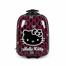 Licensed Hello Kitty Signature Hard Shell ABS Trolley Carry On Luggage/Suitcase