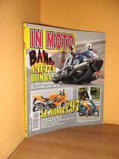 In Moto - n° 10 - Ottobre 1996 - Honda CBR 1100 XX / Honda VTR 1000 F - Rivista